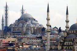 Tour guiado privado por la ciudad de Estambul