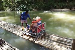 Tour de Rafting de Martha Brae desde Montego Bay