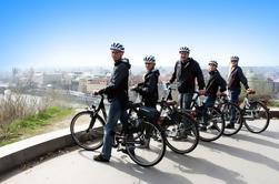 Visita guiada privada de la bicicleta eléctrica de Praga