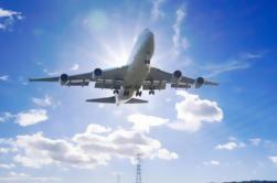 Transfert de départ partagé: Hôtel à l'aéroport international de Pékin (PEK)
