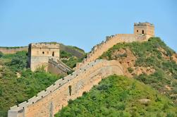 Grote Muur van China op Badaling en Ming Tombs Dagtocht naar Beijing