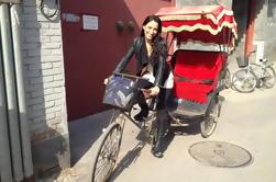 Pékin Vieux Hutongs Tour par Rickshaw