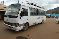 Servicio de autobús: Nairobi - Arusha - Moshi - Kilimanjaro