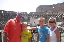 Skip-the-lines Coliseo y Foro Romano Tour para Niños y Familias