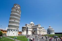 Excursión de la costa de Livorno: Torre inclinada de Pisa y excursión de un día a Florencia
