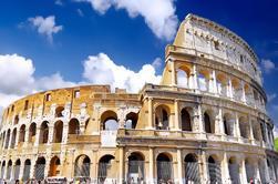 Skip-the-line Coliseu e Fórum Romano Excursão em grupo pequeno com guia local