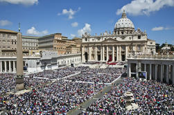 Skip-the-line tour da Basílica de São Pedro no Vaticano com Guia Local