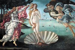 Skip-the-Line Galería de los Uffizi Excursión en grupo pequeño o privado