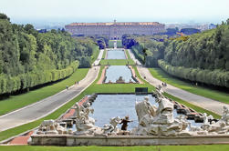Caserta Royal Palace and Gardens Private Guided Tour