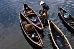 Excursión de medio día a la laguna Tam Giang desde Hue