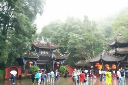 Excursión de un día al sistema de riego de Dujiangyan y el Monte Qingcheng de Chengdu
