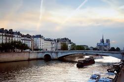 Crucero por el Sena y Tour de las Iluminaciones de París