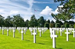Excursión de un día a los campos de batalla y playas de Normandía