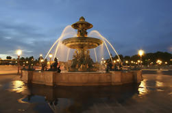 Tour por la ciudad de París con la Torre Eiffel