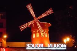 Salón del Moulin Rouge con Transfers