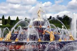 Visita guiada de Versalles con espectáculo de fuente opcional