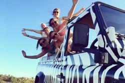 Excursão de meio dia de Jeep em Albufeira
