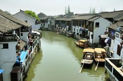 Excursión de un día a Zhujiajiao y Seven Treasure Town desde Shanghai