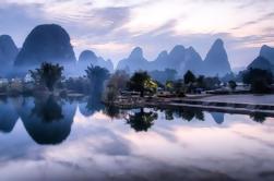 Guilin en un día: Viaje de un día desde Shanghai por aire