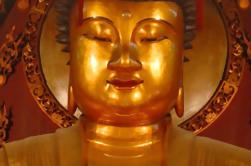 Lo mejor de Shanghai Day Tour incluyendo el Templo del Buda de Jade y el Bund