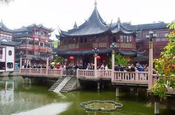 Shanghai medio día por la mañana o por la tarde visita turística