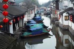 Excursión de un día al pueblo de agua de Suzhou y Zhouzhuang desde Shanghai