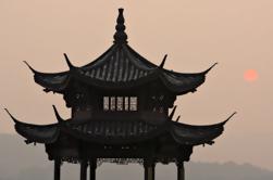 Hangzhou: Viaje de un día para el Cielo en la Tierra desde Shanghai