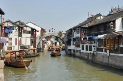 Excursión de medio día a Zhujiajiao Water Village