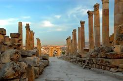 Jerash a cidade romana completa