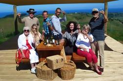 Tour del vino Napier de medio día