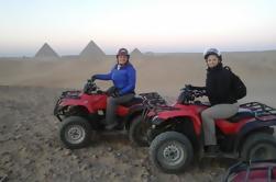 Visita Guiada a las Pirámides de Giza con Quad Bike