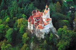 Castillo de Drácula, Fortaleza de Rasnov y Castillo de Sinaia de Bucarest