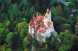 Tour Privado de Pitesti al Castillo de Drácula más el Castillo de Peles más la Fortaleza de Rasnov y la Cueva Valea Cetatii