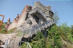 Tour Privado de Pitesti a la Ciudadela de Vlad el Impaler y Presa de Vidraru y Monasterio de Curtea de Arges