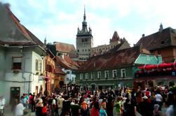 Tour privado de Pitesti a Sighisoara y el casco antiguo de Sibiu