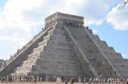 Tour de Chichén Itzá con Cenote Nado de Cancún