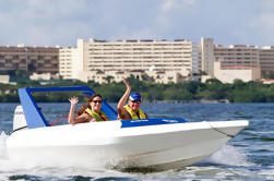 Lagoon Speed Boat Adventure and Snorkeling Tour in