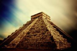 Chichén Itzá Tour a bordo del autobús de lujo de Cancún