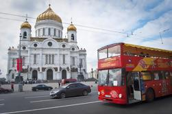 City Sightseeing Moscovo Hop-On Hop-Off Tour