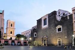 Napoli Arte y comida Tour: Gesù Nuovo, Santa Chiara y San Domenico Maggiore