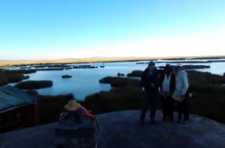 Excursión cultural a Uros Floating Island