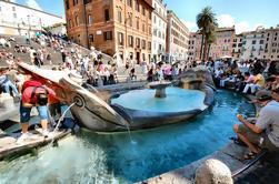 Private Tour: piazze e fontane di Roma