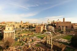 Skip the Line: Coliseu, Colina Palatina e Fórum Romano Visita Guiada Oficial - Taxa de entrada incluída