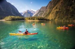 Milford Sound Fly Kayak Experiencia de Queenstown