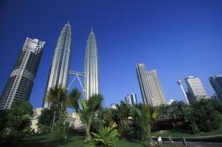 Las diez mejores maravillas de Kuala Lumpur incluyen Skybridge y la plataforma de observación de Petronas Twin Towers