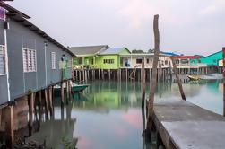 Excursión privada de la isla del cangrejo de Kuala Lumpur incluyendo paseo del transbordador y almuerzo de los mariscos