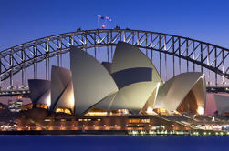 Sydney em um dia, incluindo Sydney BridgeClimb, Sydney Seaplane Flight e Sydney Opera House
