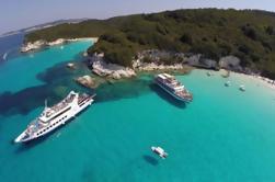 Crucero todo el día - Islas Paxos y Antipaxos con Cuevas Azules