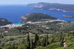 Excursión por la costa: Excursión privada a Corfu