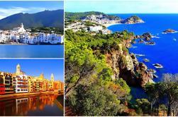 Excursión de un día a Costa Brava y Girona desde Barcelona incluyendo Easy Hike: Grupos pequeños